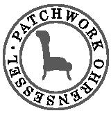 Patchwork Ohrensessel