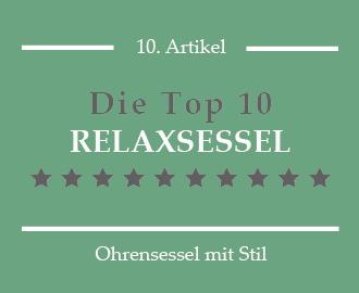 Die Top10 Relaxsessel auf ohrensessel-mit-stil.de
