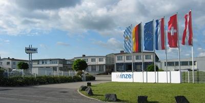 Max Winzer Firmenzentrale - Firmenportrait auf ohrensessel-mit-stil.de