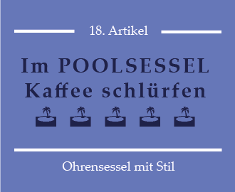 Badesessel-Poolsessel-Badespass von Intex