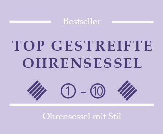 Gestreifte Ohrensessel - Top 10 Bestseller