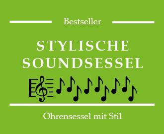 Soundsessel, Musiksessel Bestseller hier bestellen & FAQ