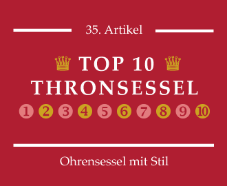 Top 10 Thronsessel Bestsellerliste