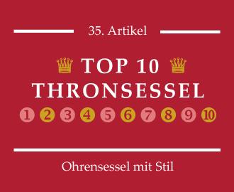 Top 10 Thronsessel Bestsellerliste