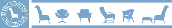 Sessel & Ohrensessel online kaufen